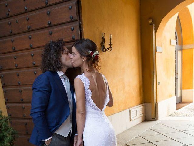 Il matrimonio di Kriss e Elisa a Castrezzato, Brescia 132