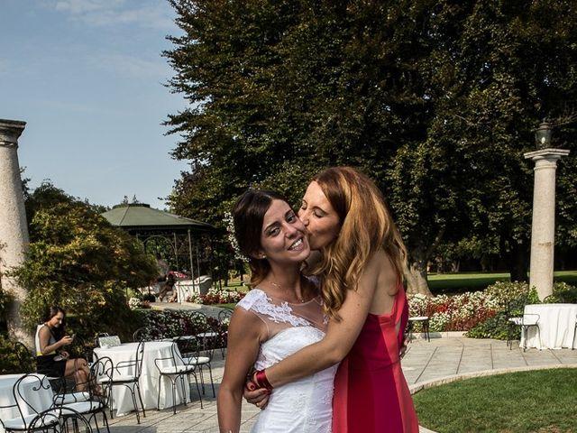 Il matrimonio di Kriss e Elisa a Castrezzato, Brescia 139