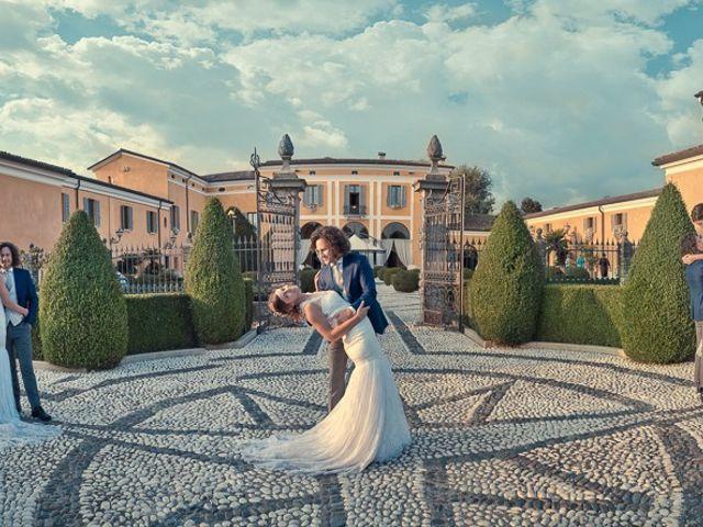 Il matrimonio di Kriss e Elisa a Castrezzato, Brescia 1