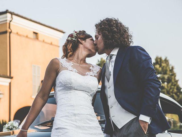 Il matrimonio di Kriss e Elisa a Castrezzato, Brescia 152