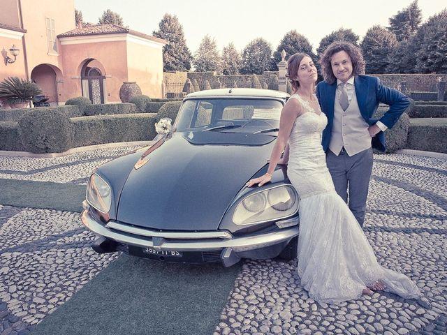 Il matrimonio di Kriss e Elisa a Castrezzato, Brescia 153