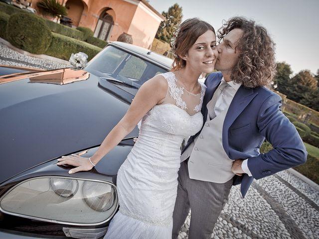 Il matrimonio di Kriss e Elisa a Castrezzato, Brescia 154