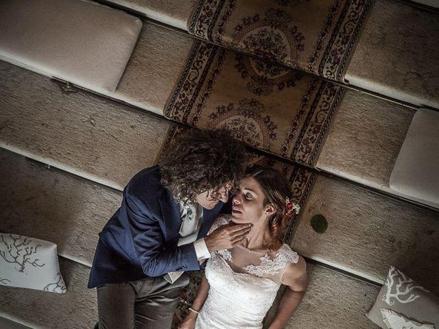 Il matrimonio di Kriss e Elisa a Castrezzato, Brescia 156