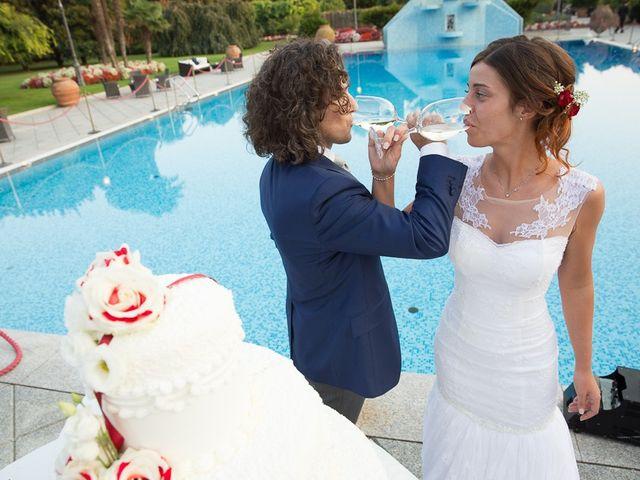 Il matrimonio di Kriss e Elisa a Castrezzato, Brescia 162