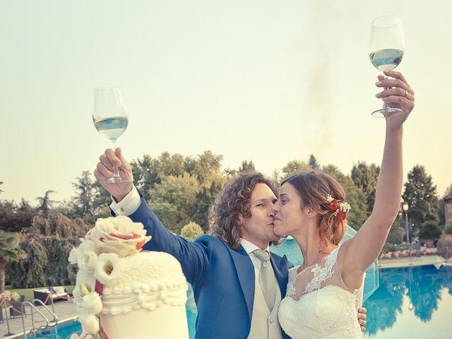Il matrimonio di Kriss e Elisa a Castrezzato, Brescia 163