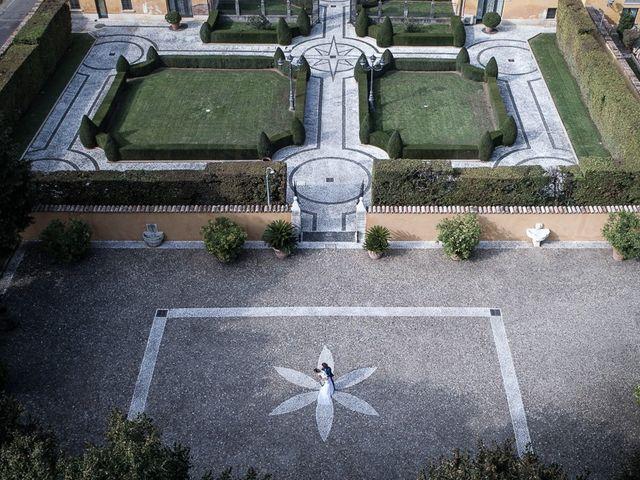 Il matrimonio di Kriss e Elisa a Castrezzato, Brescia 2