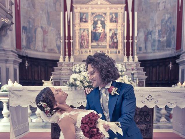 Il matrimonio di Kriss e Elisa a Castrezzato, Brescia 170