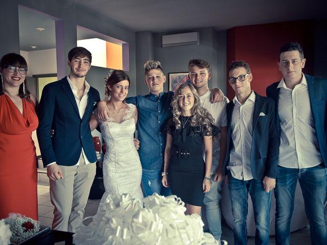 Il matrimonio di Kriss e Elisa a Castrezzato, Brescia 171