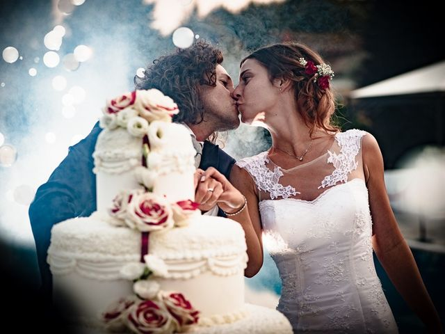 Il matrimonio di Kriss e Elisa a Castrezzato, Brescia 174