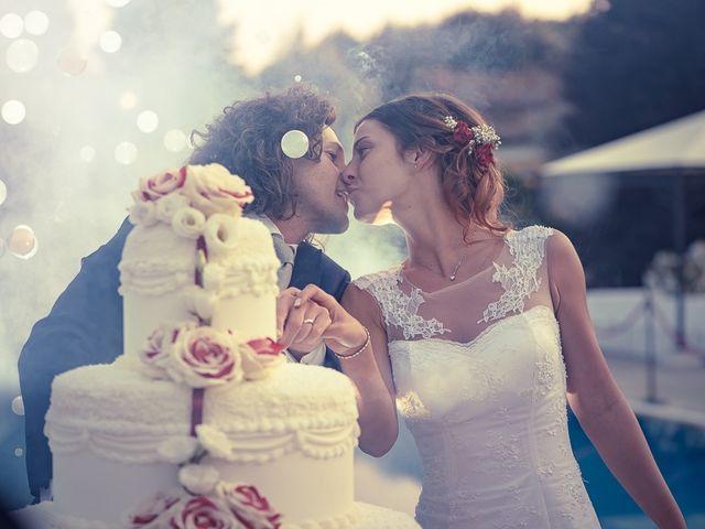 Il matrimonio di Kriss e Elisa a Castrezzato, Brescia 175