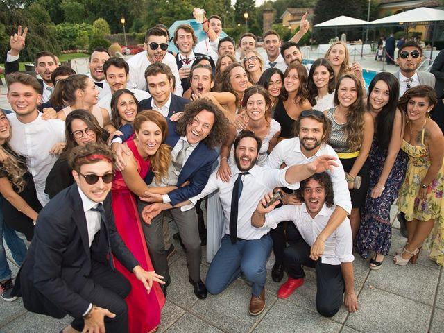 Il matrimonio di Kriss e Elisa a Castrezzato, Brescia 176