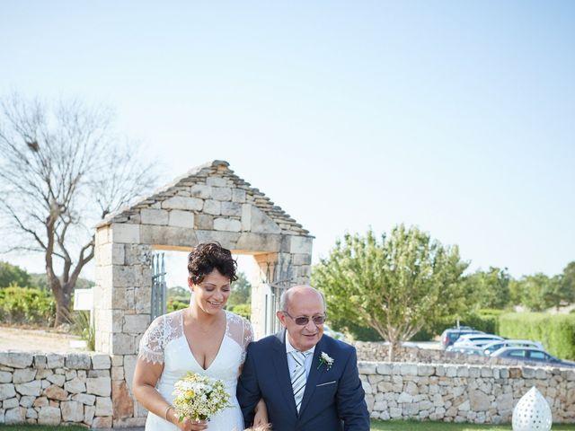 Il matrimonio di Stefano e Rosita a Bari, Bari 24