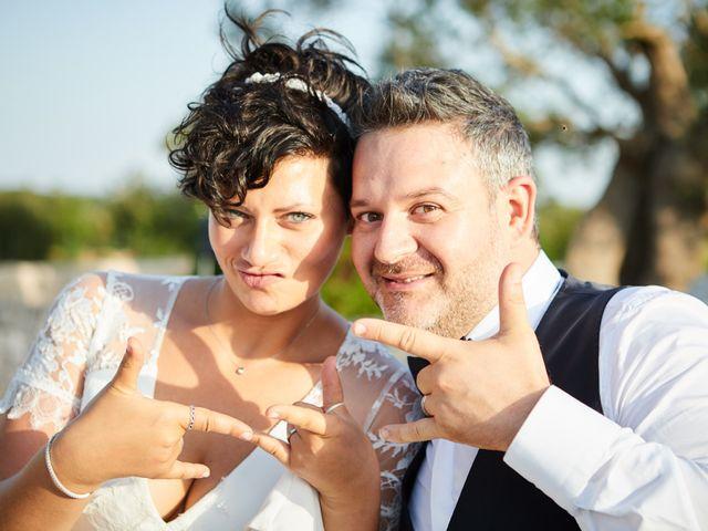 Il matrimonio di Stefano e Rosita a Bari, Bari 45