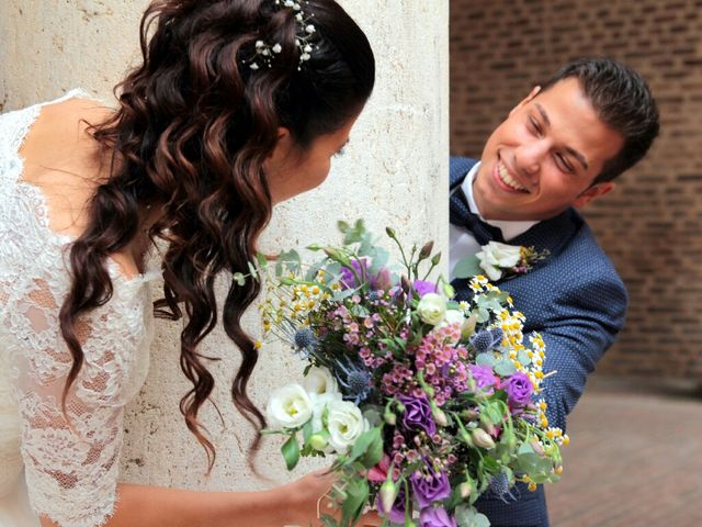 Il matrimonio di Andrea e Elisabetta a Ferrara, Ferrara 15
