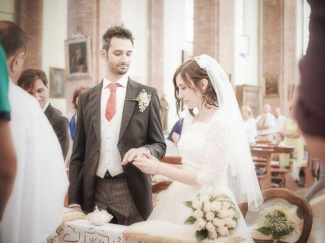 Il matrimonio di Davide e Annamaria a Crema, Cremona 42
