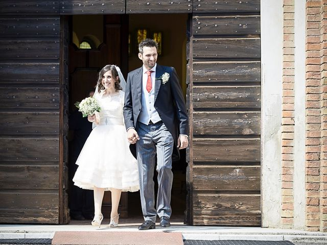 Il matrimonio di Davide e Annamaria a Crema, Cremona 51