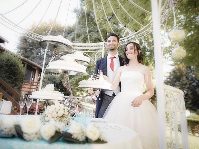 Il matrimonio di Davide e Annamaria a Crema, Cremona 91