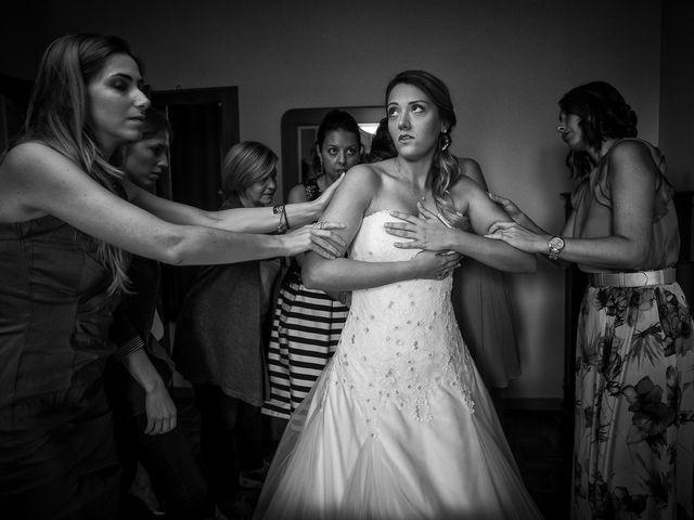 Il matrimonio di Stefano e Linda a Brisighella, Ravenna 11