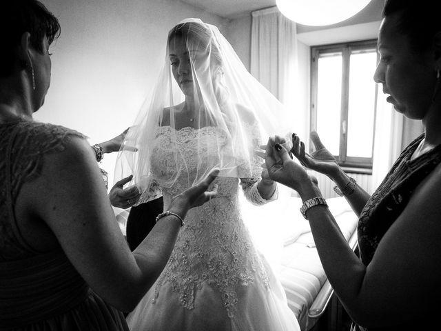 Il matrimonio di Stefano e Linda a Brisighella, Ravenna 13