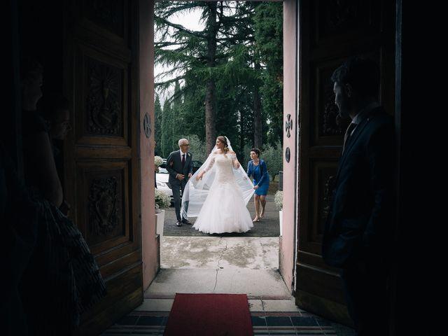 Il matrimonio di Stefano e Linda a Brisighella, Ravenna 15