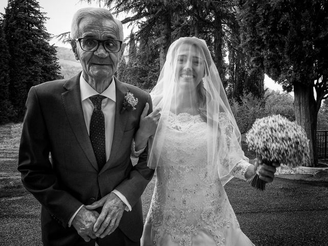 Il matrimonio di Stefano e Linda a Brisighella, Ravenna 16