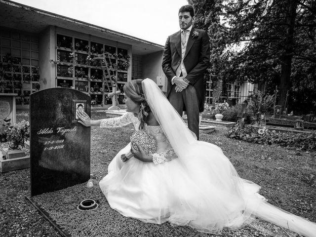 Il matrimonio di Stefano e Linda a Brisighella, Ravenna 30