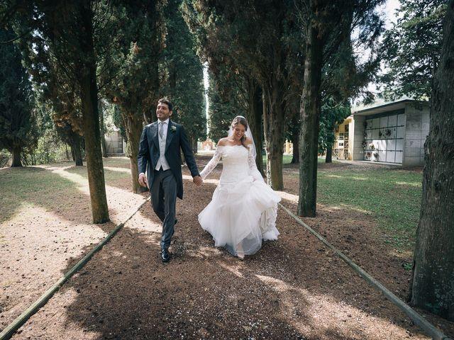 Il matrimonio di Stefano e Linda a Brisighella, Ravenna 31