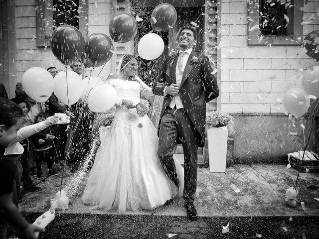 Il matrimonio di Stefano e Linda a Brisighella, Ravenna 33