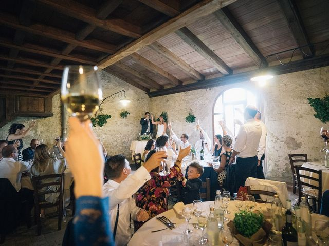 Il matrimonio di Stefano e Linda a Brisighella, Ravenna 52