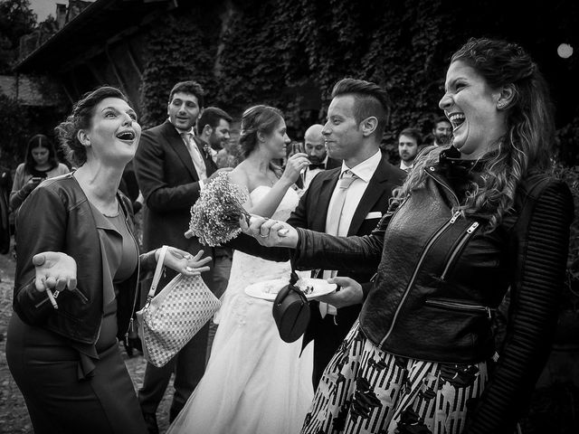 Il matrimonio di Stefano e Linda a Brisighella, Ravenna 55