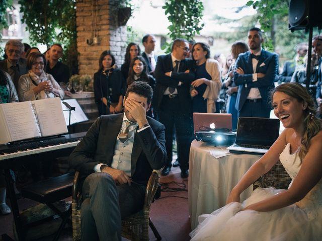 Il matrimonio di Stefano e Linda a Brisighella, Ravenna 56
