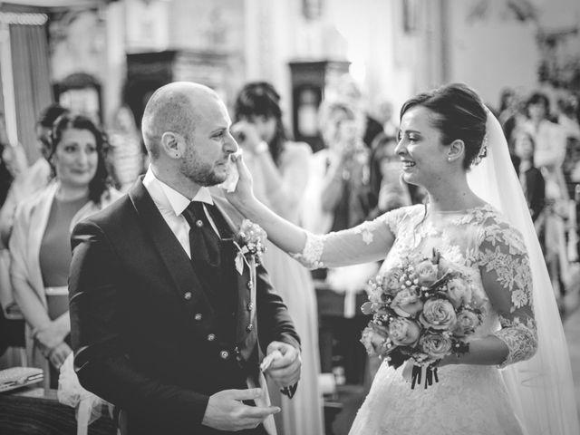 Il matrimonio di Andrea e Deborah a Canneto sull'Oglio, Mantova 20