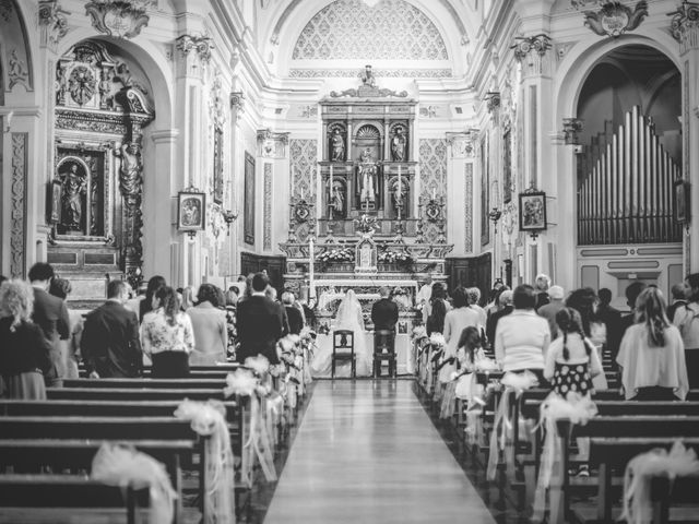 Il matrimonio di Andrea e Deborah a Canneto sull'Oglio, Mantova 21