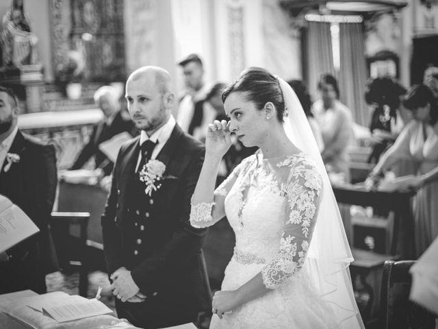 Il matrimonio di Andrea e Deborah a Canneto sull'Oglio, Mantova 22