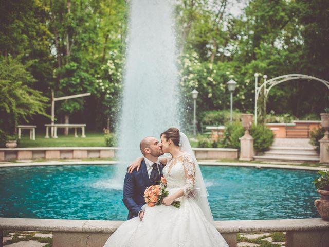 Il matrimonio di Andrea e Deborah a Canneto sull'Oglio, Mantova 25