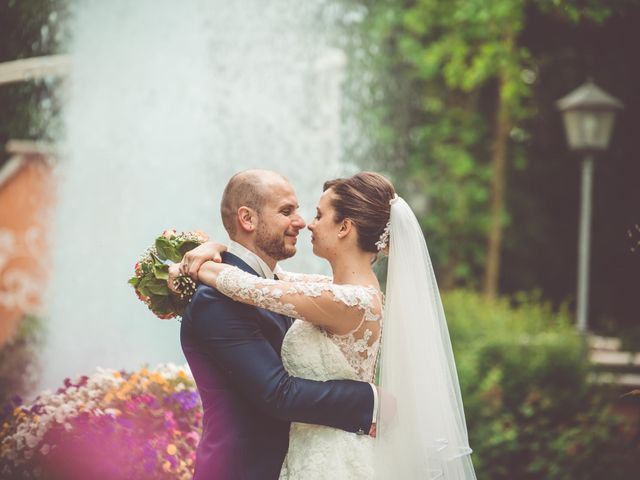 Il matrimonio di Andrea e Deborah a Canneto sull'Oglio, Mantova 27