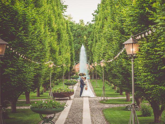 Il matrimonio di Andrea e Deborah a Canneto sull'Oglio, Mantova 28