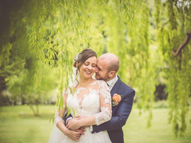 Il matrimonio di Andrea e Deborah a Canneto sull'Oglio, Mantova 30