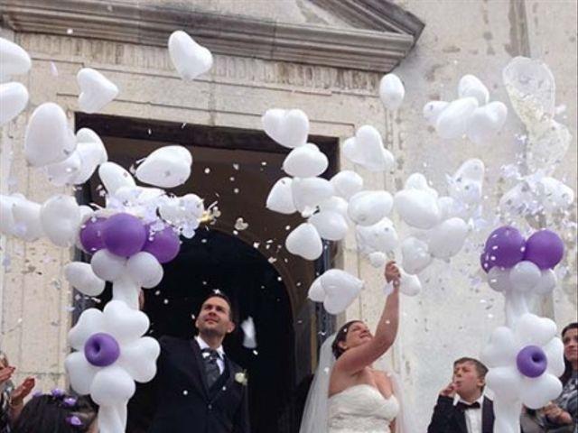 Il matrimonio di Jennifer e Emilio a Paternopoli, Avellino 13
