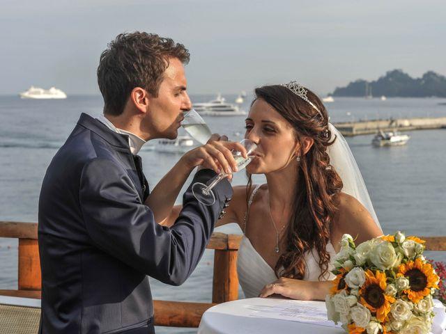 Il matrimonio di Luca e Arianna a Santa Margherita Ligure, Genova 33