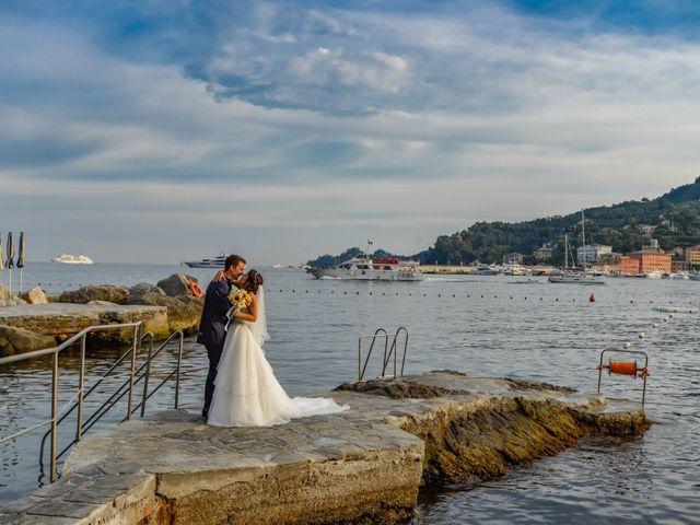 Il matrimonio di Luca e Arianna a Santa Margherita Ligure, Genova 34