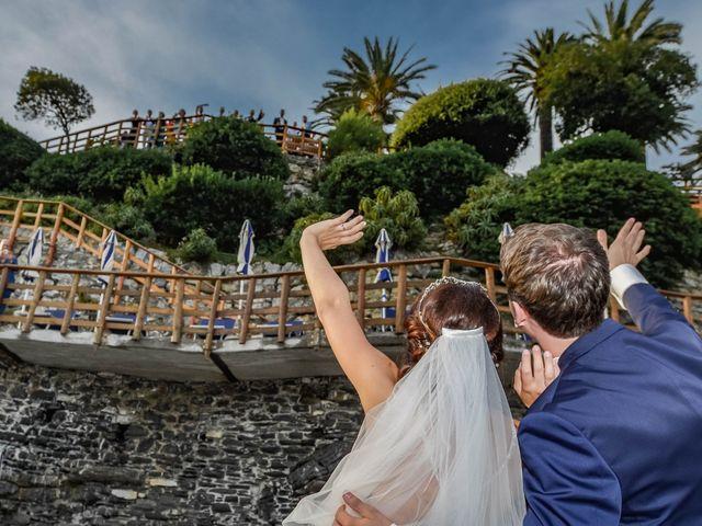 Il matrimonio di Luca e Arianna a Santa Margherita Ligure, Genova 35