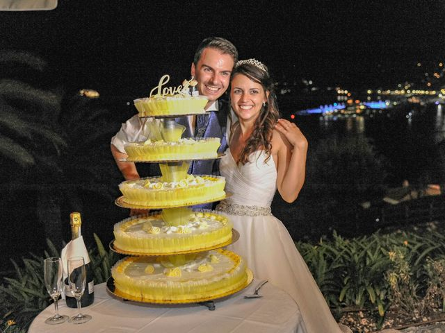 Il matrimonio di Luca e Arianna a Santa Margherita Ligure, Genova 48