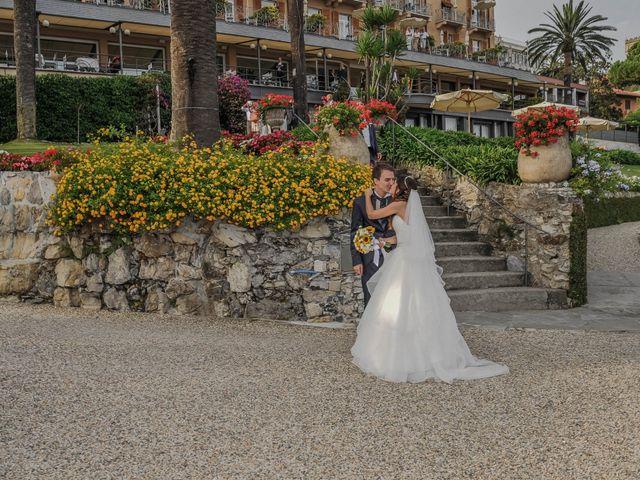 Il matrimonio di Luca e Arianna a Santa Margherita Ligure, Genova 63
