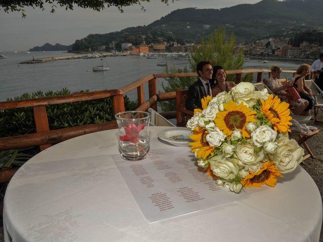 Il matrimonio di Luca e Arianna a Santa Margherita Ligure, Genova 64