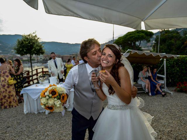 Il matrimonio di Luca e Arianna a Santa Margherita Ligure, Genova 71