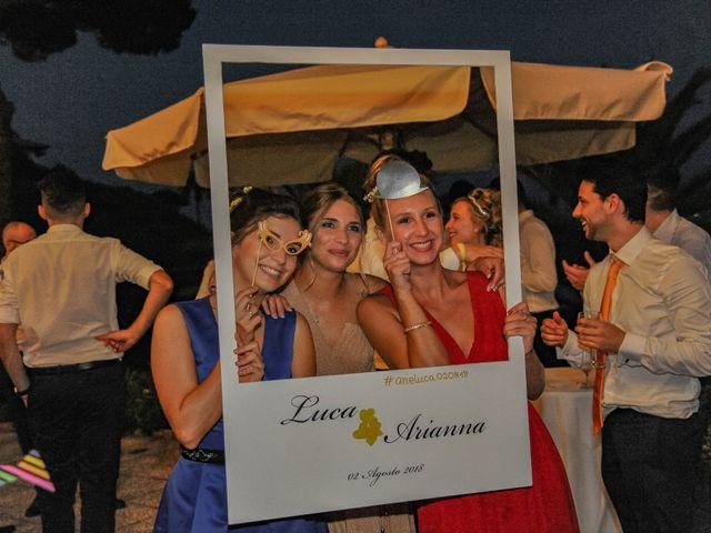 Il matrimonio di Luca e Arianna a Santa Margherita Ligure, Genova 73