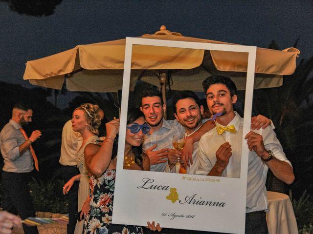 Il matrimonio di Luca e Arianna a Santa Margherita Ligure, Genova 74