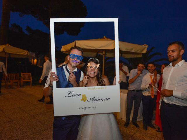 Il matrimonio di Luca e Arianna a Santa Margherita Ligure, Genova 75