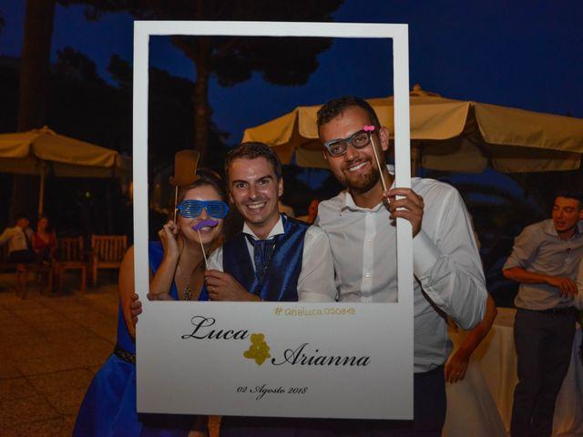 Il matrimonio di Luca e Arianna a Santa Margherita Ligure, Genova 76